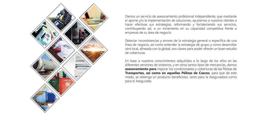 ESTUDIO DE COBERTURAS SINIESTROS MERCANCIAS