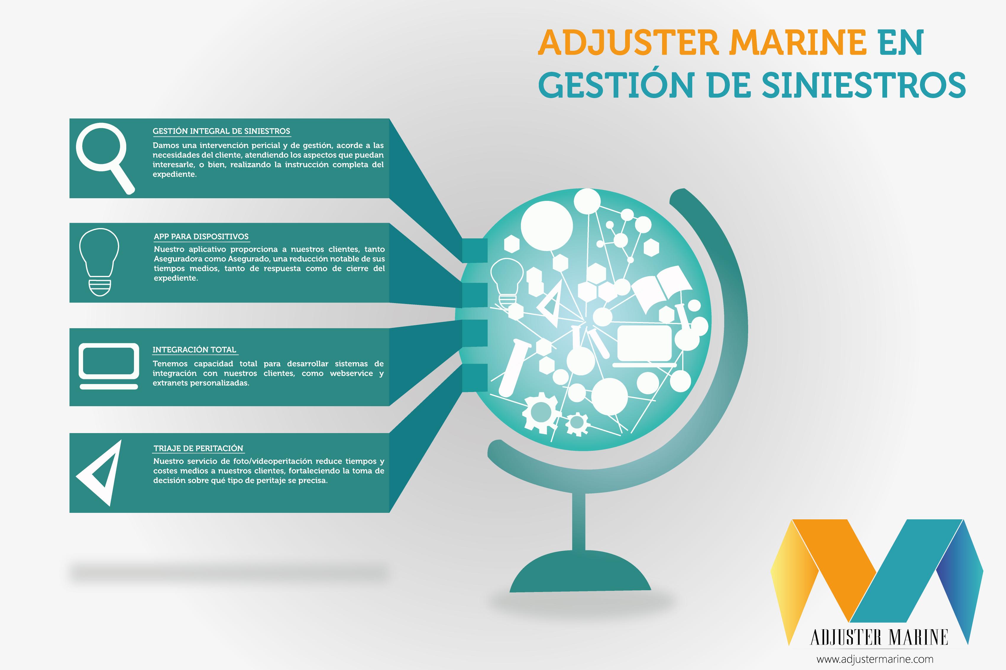 adjuster marine